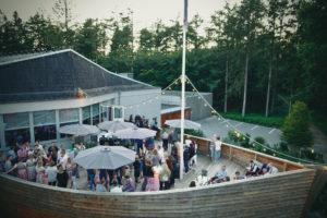 C.ulturgut_Aussendeck bei einer Party